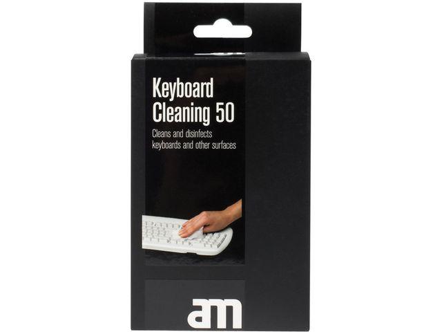 Rens AM Tastaturtelefon Serviett (50 stk)